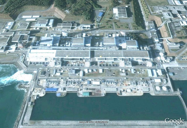 2004年 福島第一原子力発電所