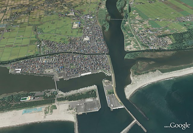 2008年 宮城県名取市閖上 2