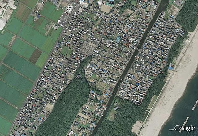 2008年 宮城県仙台市若林区荒浜
