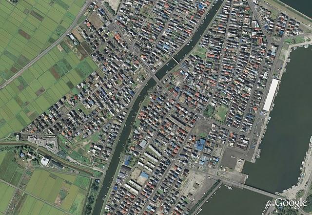2008 年 宮城県名取市閖上 1
