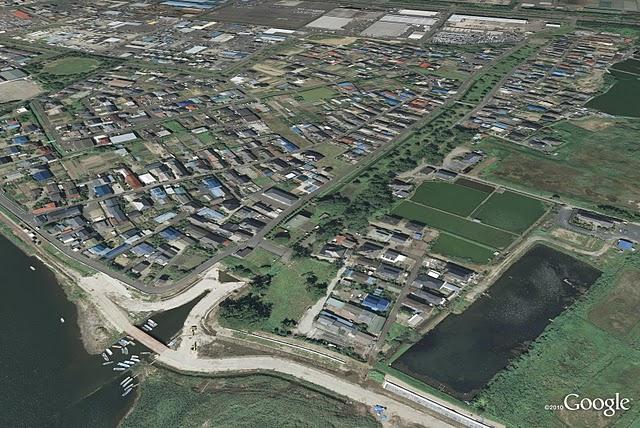 仙台市宮城野区港(2008)