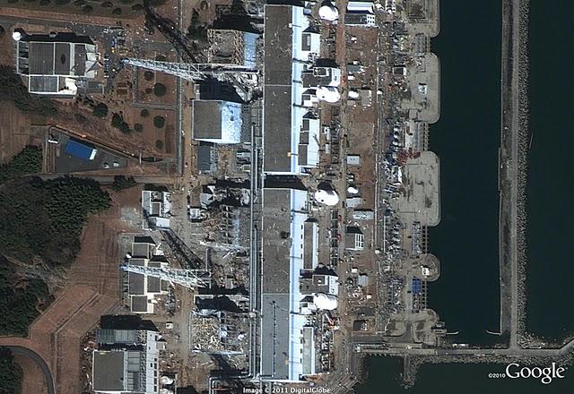 福島第一発電所3、3月18日