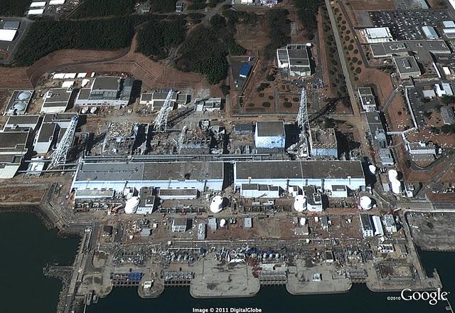 福島第一発電所2、3月18日