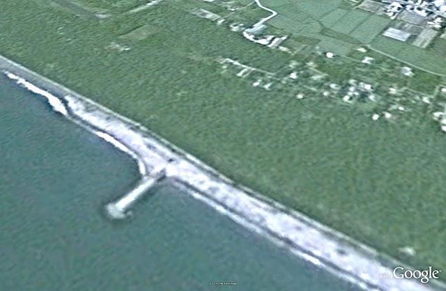 亘理郡山元町の海岸? 2005