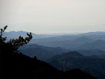 清々しい南側の視界