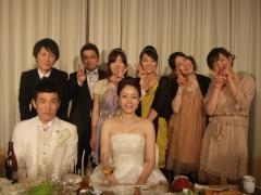 イーちゃん結婚式
