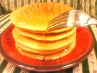 絵本のパンケーキ♡