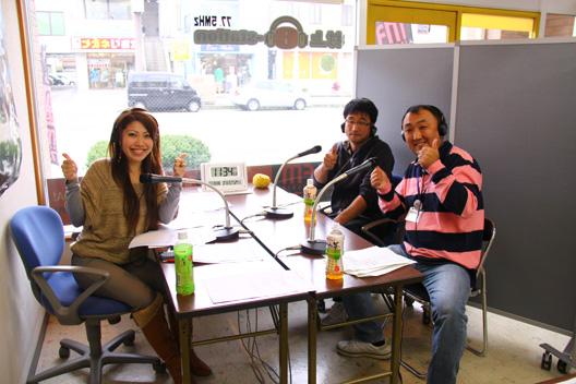 FM NIIGATA77.5 村上サテライト 2011きらきらフェスティバル