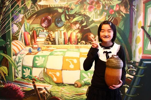 スタジオジブリ 借りぐらしのアリエッティ 新潟県立近代美術館 種田陽平