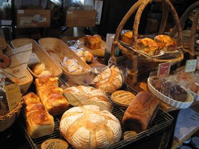 アンジェミチコのパン!