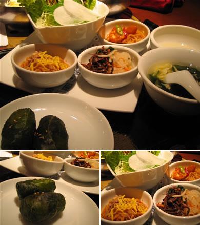 ビビン麺ランチ
