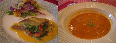 ひよこ豆のスープはカレーみたい!