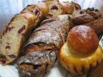 めるころのパンで朝ごはん