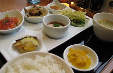 四季菜の膳
