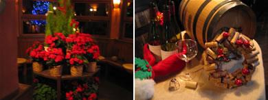 クリスマスムード満点