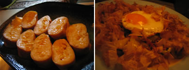 西日本一(だそうです)の卵焼き