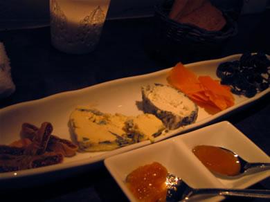チーズの種類も豊富です