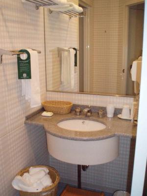 パームファウンテンの洗面所