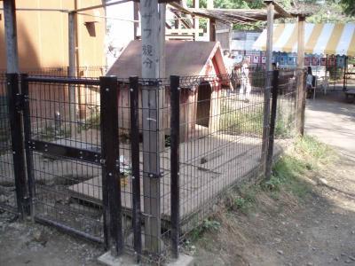 カザフの小屋