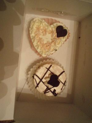 買ってきたケーキ2