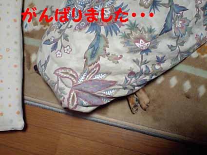お疲れですね?