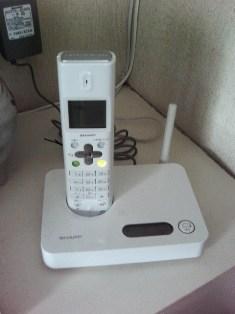 新しい電話
