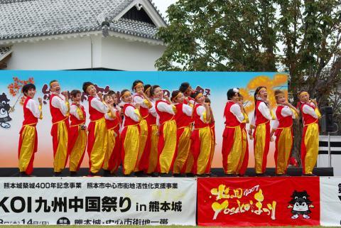 飛躍年隊(熊本城)その2