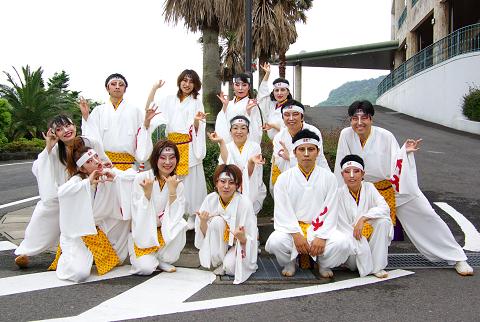 結連(川棚くじゃく祭り)