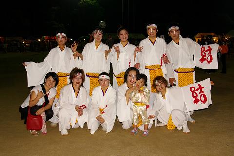 結連さん(琴海町夏祭り)