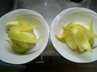 うさぎりんご