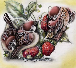 イチゴ雀WEB