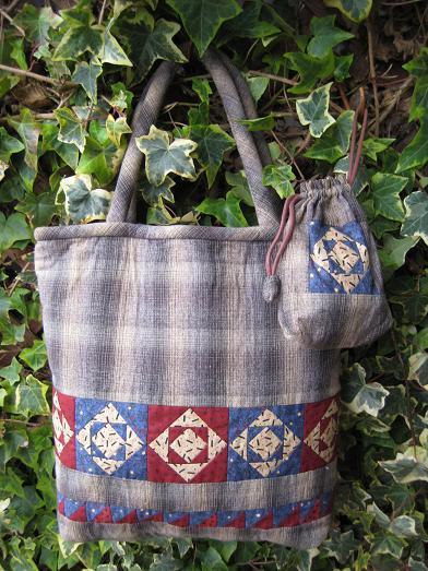 イージーパッチのバッグ