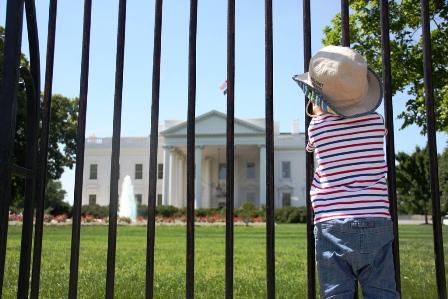 いっくんのホワイトハウス