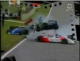 F1クラッシュ動画 1994年ブラジルGP フェルスタッペン