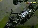 クラッシュ動画集 ナスカー、インディー、ラリー、F1クラッシュ映像
