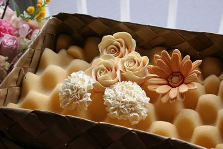 MAHALOの花