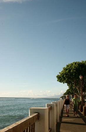 空と海のラハイナ