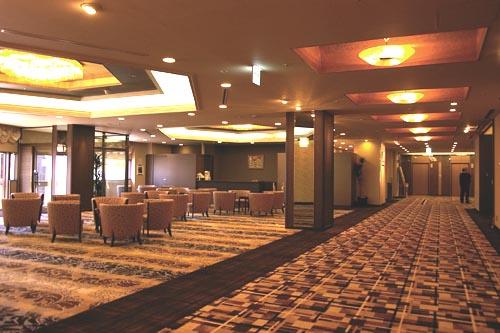 名鉄ニューグランドホテルロビー1