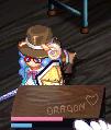 DRAGON(はぁと