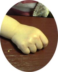 なーいの手
