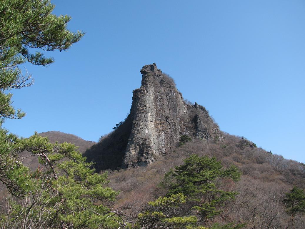 獅子岩(大黒岩)