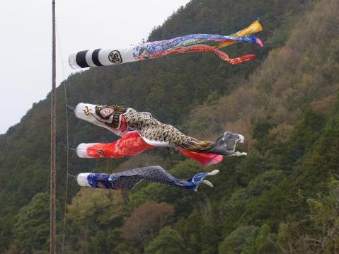 20110416桜吹雪の芋峠から吉野山1317