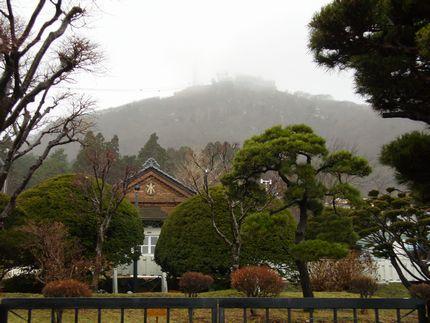 函館山と水元公園