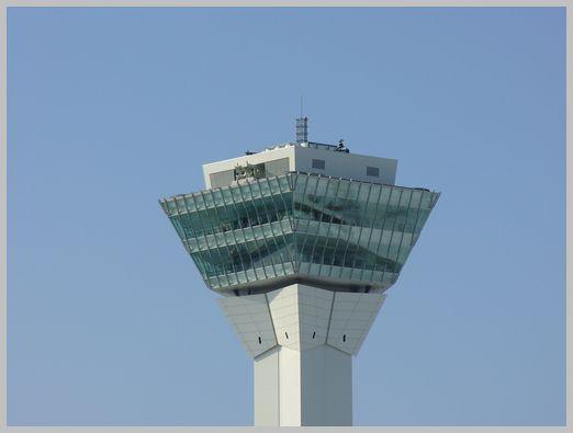 新五稜郭タワーの展望台