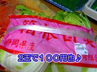 白菜100