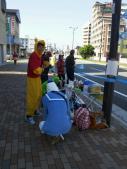 神戸マラソン私設エイド応援準備
