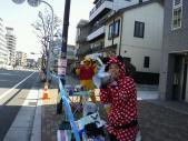 神戸マラソンSanaさんミニー