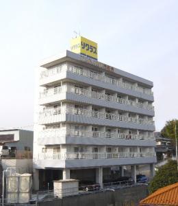 宇都宮の高層賃貸マンション:NARABU壱番館 外観