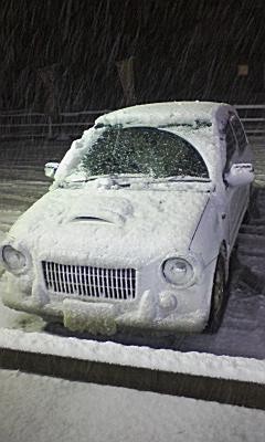 雪のねぶとろ