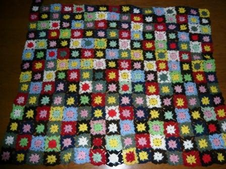 モチーフ編み 進化中